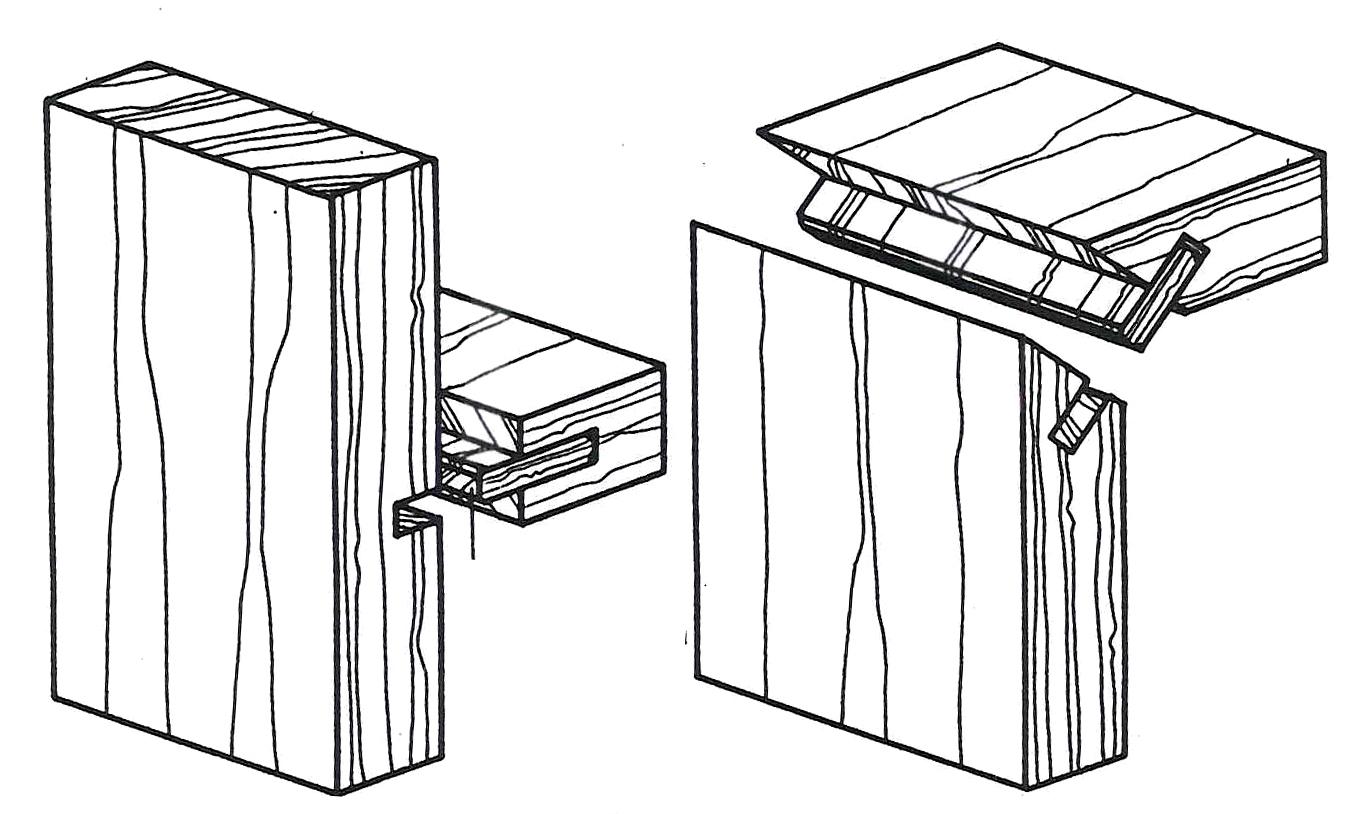 Talisca de madeira 1 - Você realmente sabe como utilizar escalas na arquitetura?